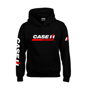 CASE International IH Hoodie KIDS AND ADULT SIZES Tractor Farming 5YRS-3XL