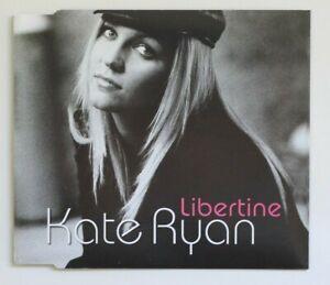 "KATE RYAN : LIBERTINE - 12"" MIX ♦ CD Single ♦ coll. MYLENE FARMER"