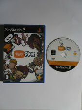 EYE TOY PLAY - PLAYSTATION 2 - JEU PS2