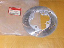 HONDA CN250 CN 250 GENUINE NOS FRONT DISC NEW OLD STOCK # 135