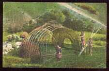 South Africa Natives hut building PPC