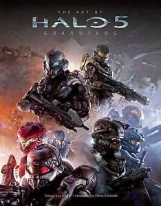 The Art of Halo 5: Guardians by Microsoft new sealed hardback