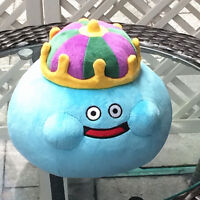Origianl Dragon Warrior Dragon Quest Plush Doll Toy King-Crown 20cm Gift