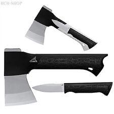 Gerber Gator Combo Hache Hache avec couteau incl. nylon kopfscheide avec boucle de ceinture