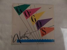 """GO GO'S """"Vacation"""" PICTURE SLEEVE! BRAND NEW! ONLY NEW COPY ON eBAY!!"""