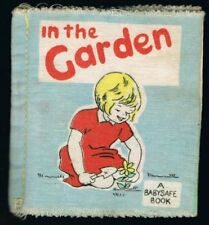 In the Garden - A Babysafe Dean's Rag Book