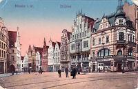 AK, Münster, Blick auf den Drubbel, 1918 (D)5026