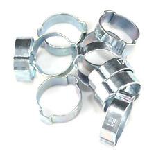 Colliers de serrage à oreilles Prevost Ø 18/21 mm lot de 10 pièces en sachet