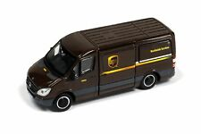 TINY City Hong Kong HK #136 Mercedes-Benz Sprinter UPS Diecast car Vehicle