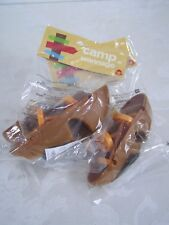 Camp Wannago Wendy's Kids' Meal Wilderness Racer Set of 2