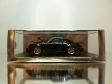 SPARK PORSCHE - RUF CTR limited edition 750 pcs - BLACK 1:43 - EXCELLENT IN BOX