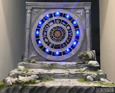 Diorama Decoration Scene Myth Cloth Saint Seiya Meridiana Per Defolf 2.0 Horloge