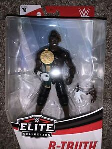 WWE R-Truth Elite Collection Series #78  Wrestling Action Figure Mattel 2020