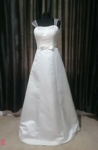 Light In The Box Ivory Ex Sample Ivory Wedding Dress Size 10