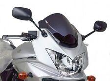 Puig Racing Windscreen for 2006-2012 Suzuki GSF1250S Bandit Dark Smoke / 2107F