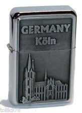 STURMFEUERZEUG *Köln * BENZIN, Neu  Benzinfeuerzeug Deutschland