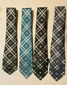 NFL Men's Polyester Rhodes Neck Tie By Eagle Wings