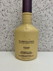Pureology Antifade Complex Styling Lotion 7oz.new