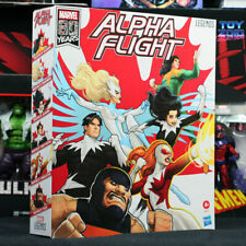Marvel Legends Alpha Flight 6 Pack Exclusive Box Set
