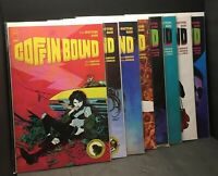 Coffin Bound Lot Image Comics Lot #1-8  1st Print Dan Watters Dani