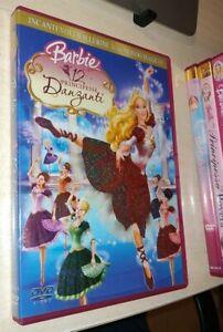 BARBIE IN LE 12 PRINCIPESSE DANZANTI DVD 2006 MATTEL