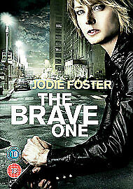 The Brave One Dvd Jodie Foster Brand New & Factory Sealed