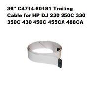"""C4714-60181 Trailing Cable 36"""" for HP DJ 230 250C 330 350C 430 450C 455CA 488CA"""