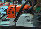 Stihl MS660 copper cooling plate big bore hot saw racing power laser cut