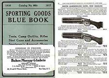 New York Sporting Goods 1916-17 (Late) Catalog