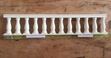 Sylvanian Families Railing/Balustrade for Grand/Regency Hotel Roof Terrace 18cm