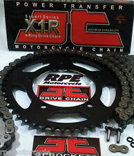 ZX-6R NINJA '00/02 EXTENDED LENGTH JT CHAIN AND SPROCKET KIT *OEM or Quick Accel