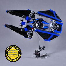 Display Stand for Lego 6206 7263 7146 TIE Fighter Starwars(stand only)