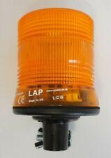 LAP Compact LED Beacon 10-30V (Amber pole mounting) LCB 030