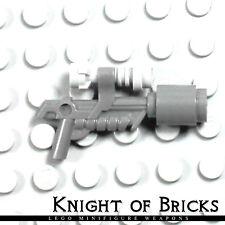 LEGO Minifigure Weapon DARK GRAY Gun Blaster Clip Scope Riffle Sniper