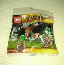 LEGO 30212~MIRKWOOD ELF GUARD~THE HOBBIT~NEW~SEALED POLYBAG~27 PCS~2012 *RETIRED