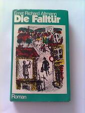 Die Falltür - Ernst Richard Altmann mit Illustrationen von Fred Westphal