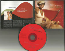 Destinys Child KELLY ROWLAND Can't Nobody ACAPPELLA & INSTRUMENTAL PROMO DJ CD