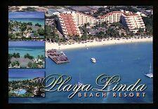 Recipe postcard WW Travel Plantains in Port Wine Aruba Playa Linda Beach resort