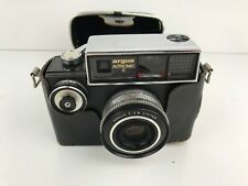ARGUS Autronic II 35mm RANGEFINDER CAMERA & CASE Untested