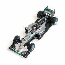 1:43 Mercedes W07 Hamilton Brazil 2016 1/43 • MINICHAMPS 417160644
