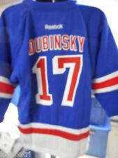 Reebok NHL New York Rangers Brandon Dubinsky Toddler Hockey Jersey NWT