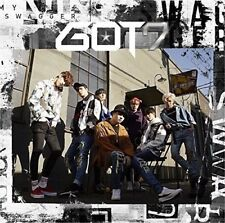 Japanische Limited Edition Musik-CD 's Interpret GOT7
