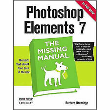 Photoshop Elements 7: The Missing Manual-ExLibrary