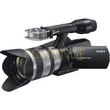 Sony NEX-VG10 Full HD Camcorder with 18-55mm Lens - Video Transfer