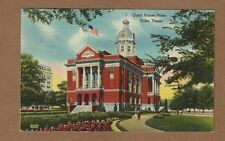Tyler,TX Texas, Smith County Court House used 1945
