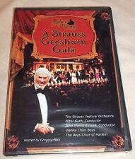 Salute to Vienna: A Strauss Gershwin Gala (DVD, 2001) New Unopened!