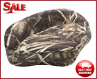 Attwood Casting Fishing Boat Seat Comfortable Pontoon Camo Camouflage Boat Seat