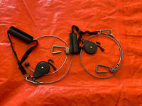 """Bowflex 43"""" Rod Box Cables and hooks Compatible For Most Models W Grips"""