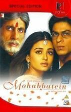 Mohabbatein (Hindi DVD) (2000) (English, Arabic Subtitles) (Original DVD)