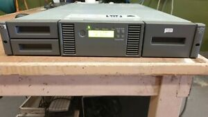 HPE MSL2024 Tape Library | LTO-5 DRIVE | MSL G3 SERIES | 24 TAPE CAP | {b6a-19}